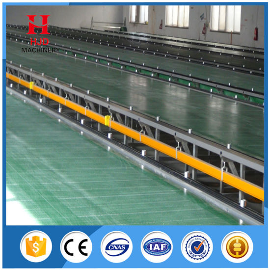 Manual Textile T Shirt Printing Table, Screen Printing Glass Table