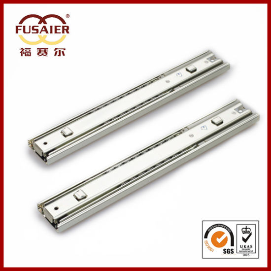 High Quality Soft-Closing Furniture Fittings Slide for Office Cabinet pictures & photos
