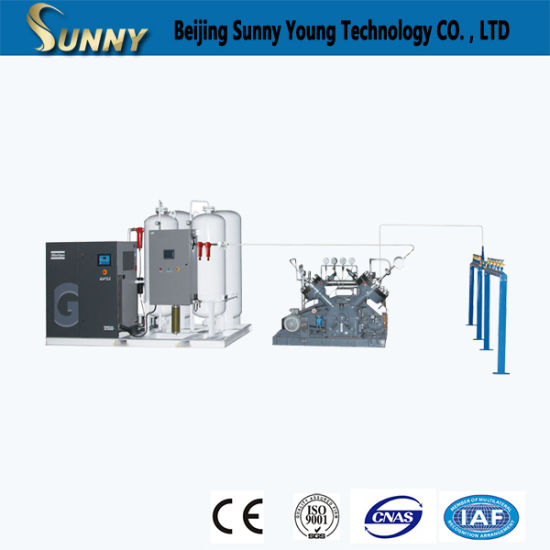 High Purity Oxygen Generator for Filling Cylinders pictures & photos