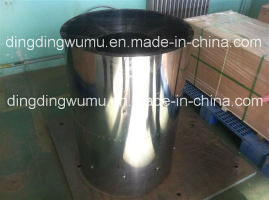 China Pure Tungsten Heat Screen for Sapphire Single Crystal