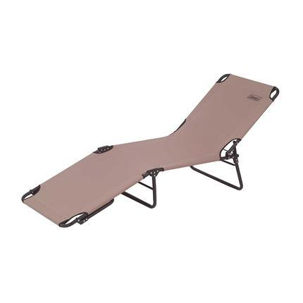 Ajustable Folding Camping Bed with Iron Steel Pipe pictures & photos