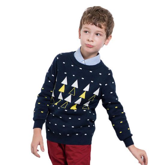 Custom Cotton Fashion Design School Sweaters