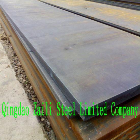 Medium & Heavy Steel Plate (Hot-Rolled/ Cold-Rolled, Q345C/D/E, Q420C/D/E, Q460C/D/E)