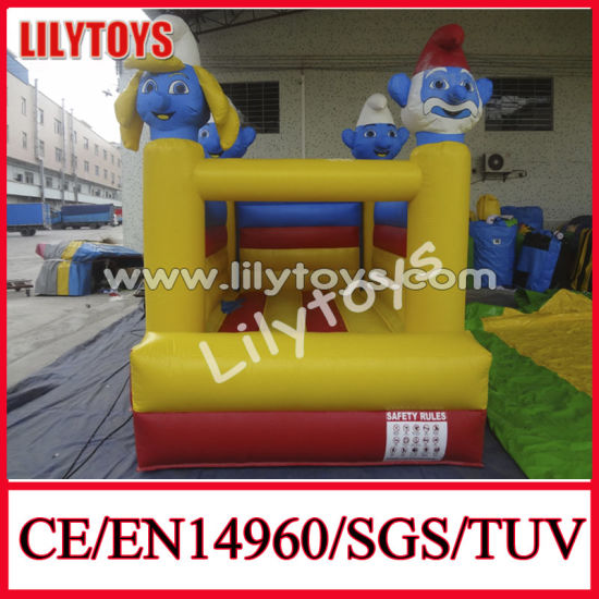 Bouncy House Inflatable Bouncer Bonucy Castle Moonwalk Inflatable Jumper pictures & photos