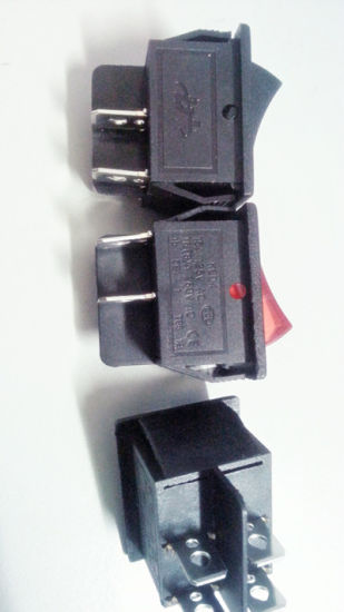 Electric Boat Rocker Switch/Power Switch with pictures & photos