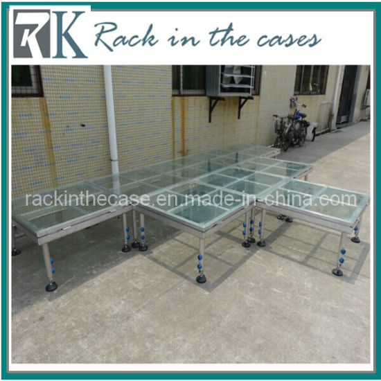 Rk Mobile Acrylic Event Stage for Dancing pictures & photos