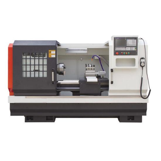 Small Flat Bed CNC Metal Lathe Machine (CK6152E)
