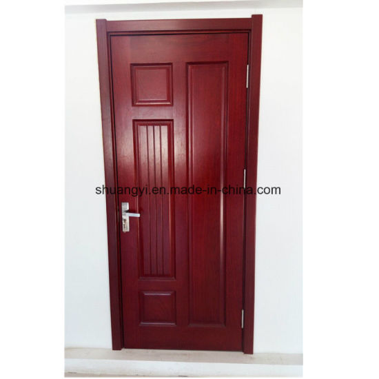 High Quality Bedroom Modern Room Wooden Doors for Villas pictures & photos