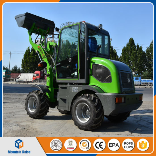 Avant Zl08f Mini Wheel Loader for Sale pictures & photos