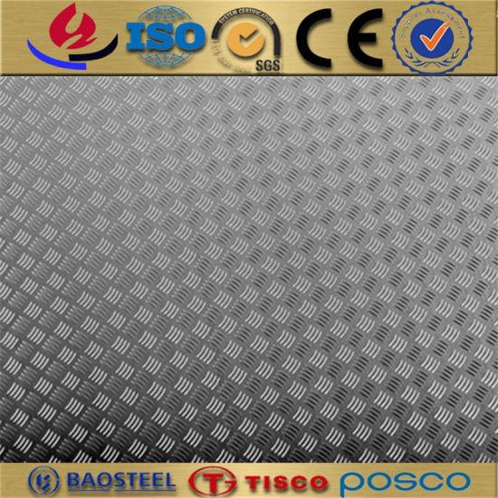 China 3003 H32 Diamond Aluminum Checkered Plate Sheet For