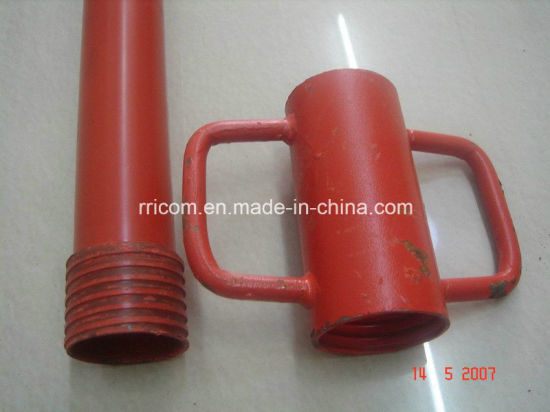 Red Powder Coated Heavy Duty Scaffold Steel Props for Formwork pictures & photos