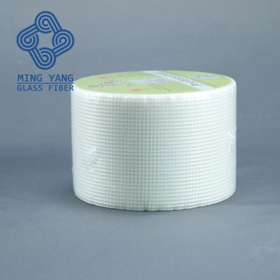 2019 New White Self Adhesive Mesh Drywall Joint Tape