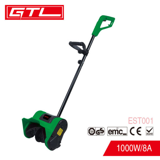 1000W Electric Snow Thrower, Electric Start Snow Blower Professional Snow Thrower 1000W. Snow Sweeper