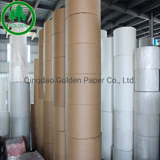 PE Coated Paper Hot Drink Cup Paper Cake Base Paper