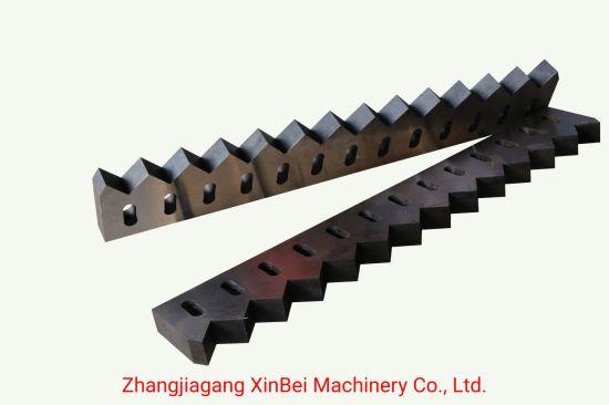 Knife Chipper Shredder HDPE Shredder Blades