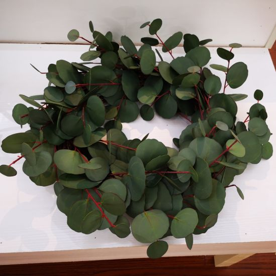 Cheap Garden Fencing Artificial Tree Leaves Plastic Leafs for Decorations