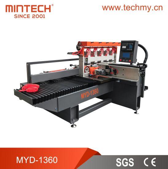 Acrylic Bi-Side Polishing Machine & Plastic Edge Finishing Trimming Machine