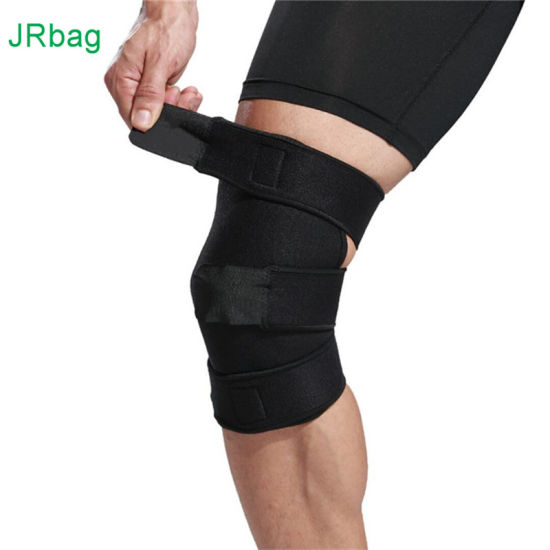 Factory Wholesale Fitness Runners Elastic Knee Support pictures & photos