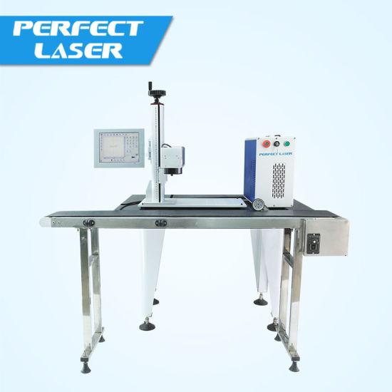 Fiber Laser Marking Machine with Working Platform