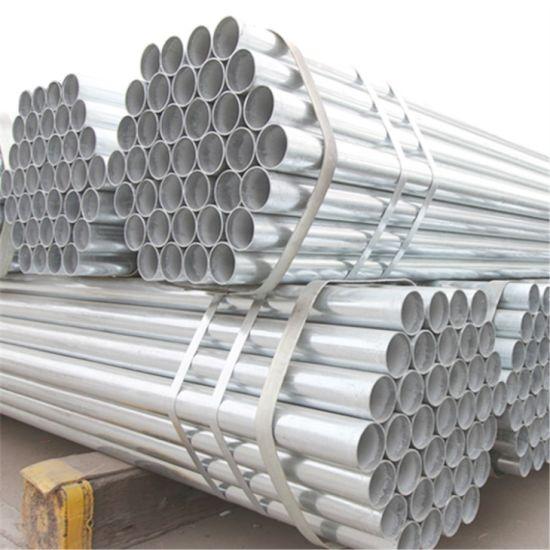 Gi Pregalvanzied Welded Square Steel Pipe