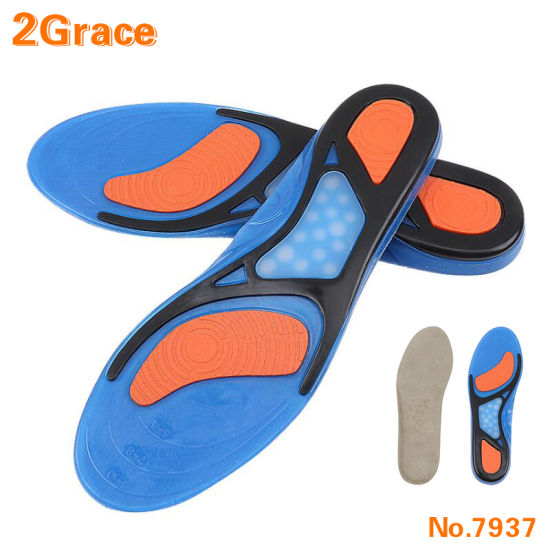 U-Shaped Soft Heel Gel Insole Support Pad Comfortable Shock Absorption US Post