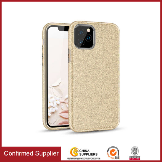 2019 Wholesales Hot Bling Bling Glitter 3in1 Phone Case pictures & photos