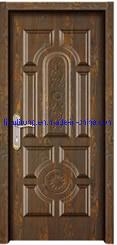 Interior Swing Solid Wood Melamine Wooden Door