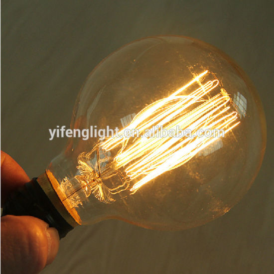 G80 Vintage Edison Bulb 220V E27 40W Decorative Filament Bulbs Edison pictures & photos