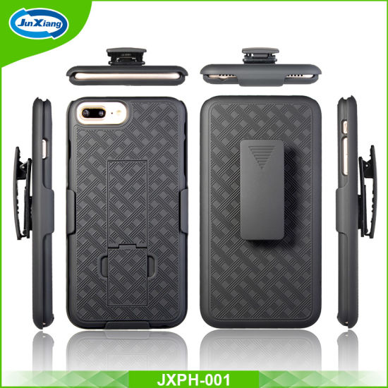 Mobile Phone Case with Kickstand for iPhone 7 Plus