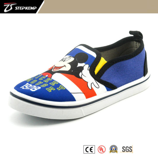 China Wholesale Children Casual Skate Injection Shoes 9286