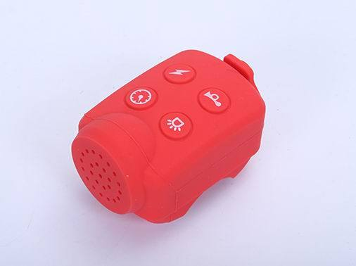 4 Functions Red Silicon Multi-Siren for Bike Battery Ring Bell pictures & photos