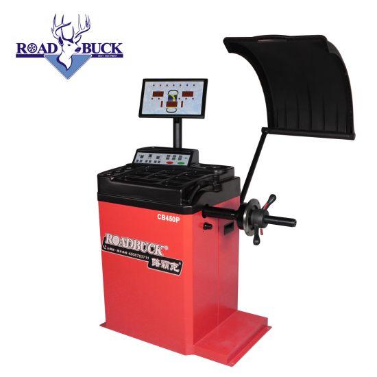 Wheel Balancer for Auto Repair Shop Machine Equipment Factory Price