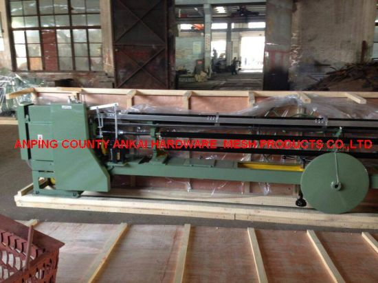 Cotton Bale Wire Ties Bending Machine pictures & photos