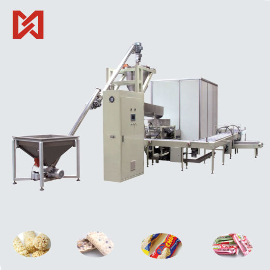 Total Quality Control Cereal Chocolate Equipment