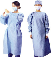 Surgical Gown pictures & photos