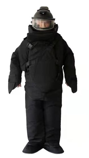 Police Military Security Eod Bomb Disposal Suit