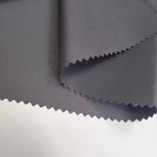 Reach Standard/210d Polyester Oxford Fabric with PVC Coating for Car Cover