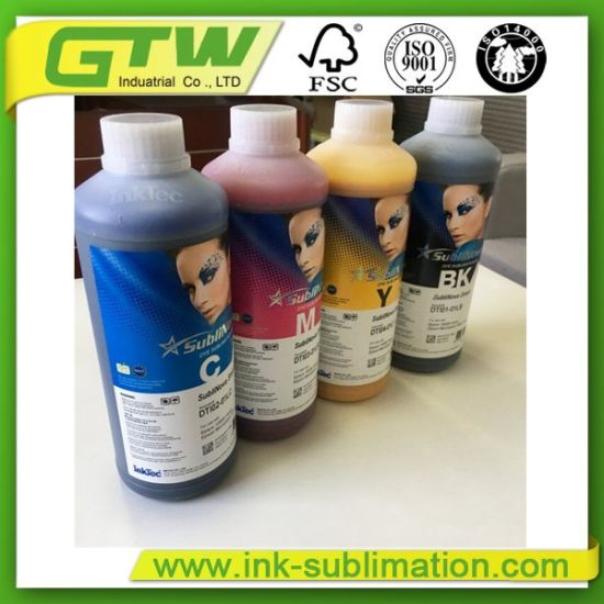 Inktec Sublinova Dye Sublimation Ink for Fabric Printing