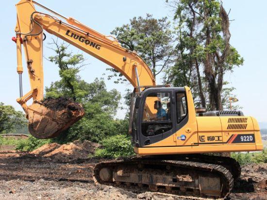China Liugong 22ton Operating Weight 922e Excavator For Sale China Excavator Mini Excavator
