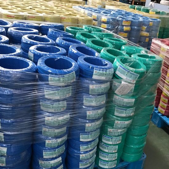 PVC Insulated General Internal Purpose Electric Wire for Electronic Equipment