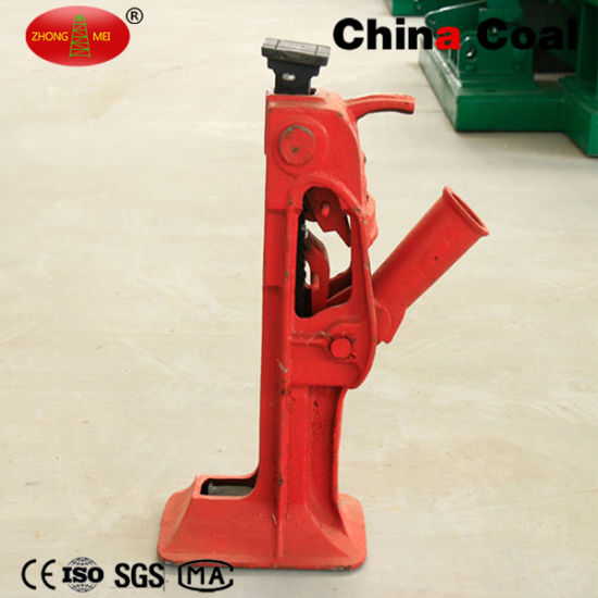 Manual Rail Track Jacks 5t/10t/15t pictures & photos