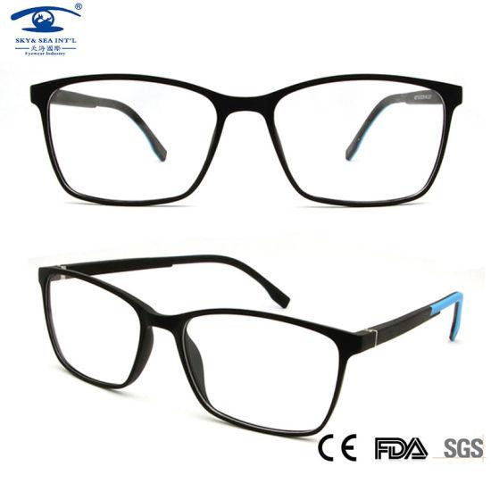 48457d6b6a43 China Fashion Tr90 Men Style Wholesale Stock Eyewear Optical Frame ...