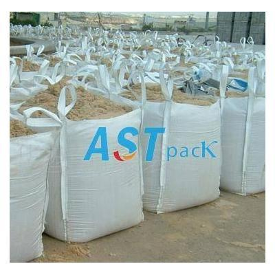 PP Woven Top Open Bulk Bag for Sand