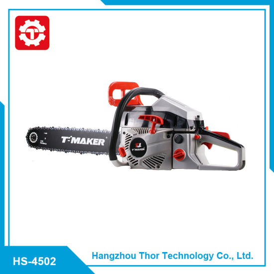 45cc Chain Saw 4500 Home Use Chainsaw Gasoline Chain Saw pictures & photos