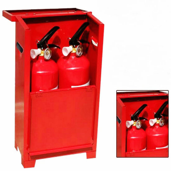 Stainless Steel Fire Hose Box Fire Extinguisher Cabinet pictures & photos