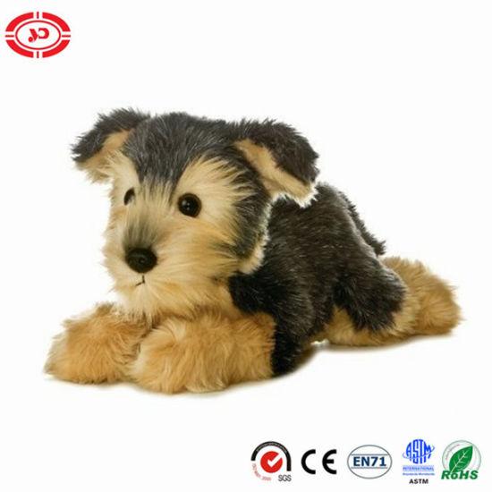 Aurora Plush Flopsie Yorkie Cute Fluffy Puppy Pet Dog Toy
