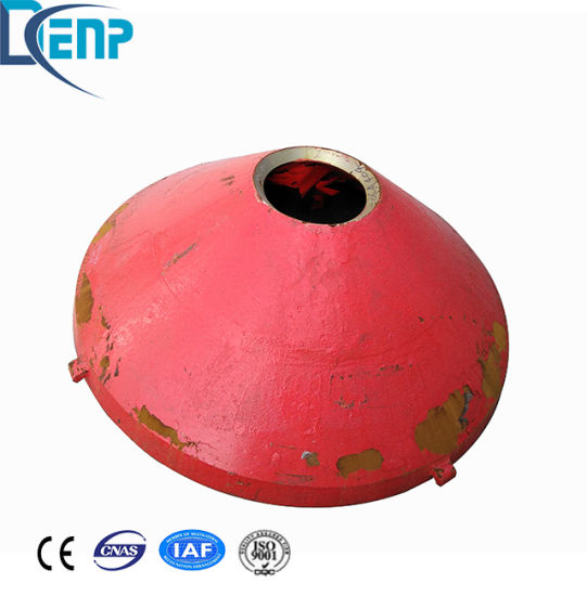 High Manganese Steel Casting Parts for Cone Crusher -- Concave and Mantle pictures & photos