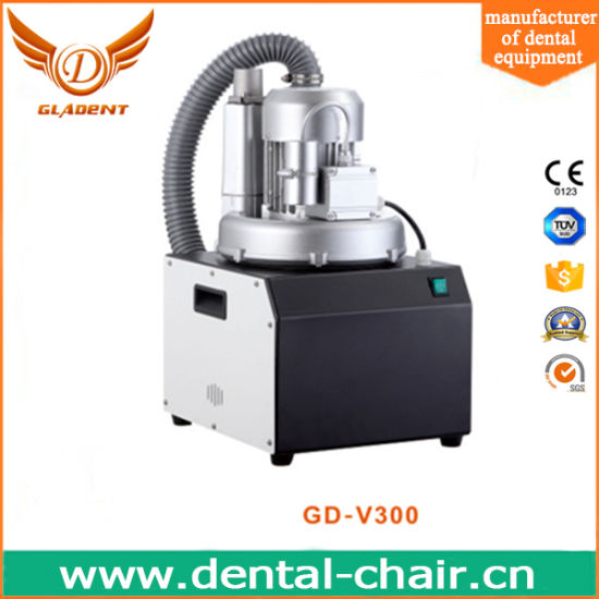 Gd-V300 Medical Suction Machine for Two or Three Dental Chairs