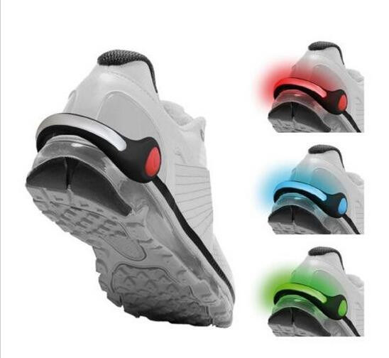 New Design Fashion LED Shoe Clip Safety Light for Runners at Night pictures & photos
