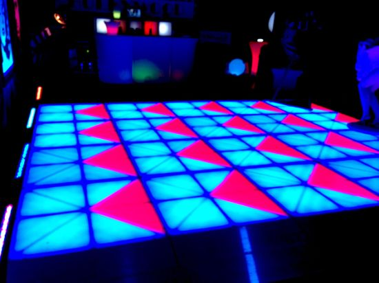 4X4m RGB DMX Dance Floor